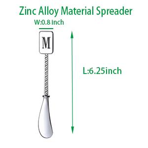 spreader size