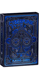 Cyberpunk Blue