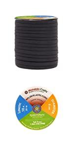 Lycra Latex Free Nylon Cord