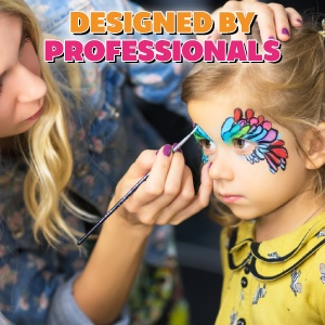 Kraze FX face paint professional artist choice