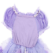 purple dresses for little girls costume princess party outfits HB006+P002-3