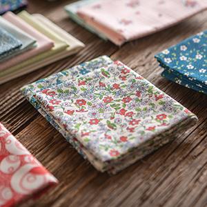 fabric set piece