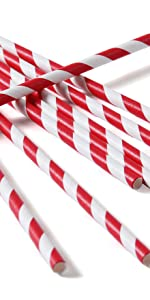 stripped straws paper strws compostble straws exo friendly straws stripped straws drinking papaer