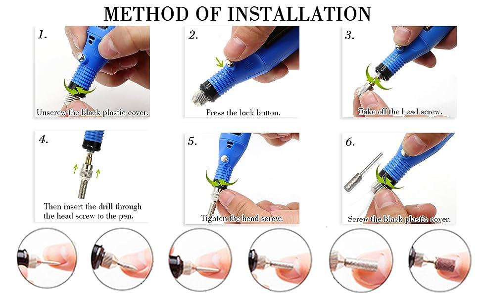Engraving Tool Kit