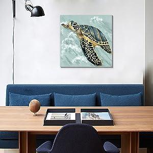 turtle wall decor sea turtle wall art