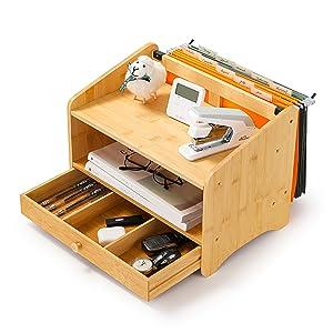 office desk organizer file storage organizer desk shelves organizer office supplies organizer