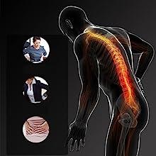 vehicle back support lumbar support car elastic posture corrector back sitting support corrector