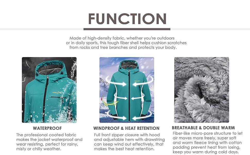 Rain Jackets/ Mountain Jacket