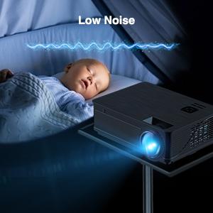 quiet fan noise