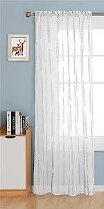 soft curtains