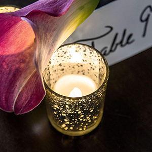 tealight in votives