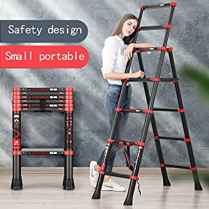 The A-Type Telescoping Ladder