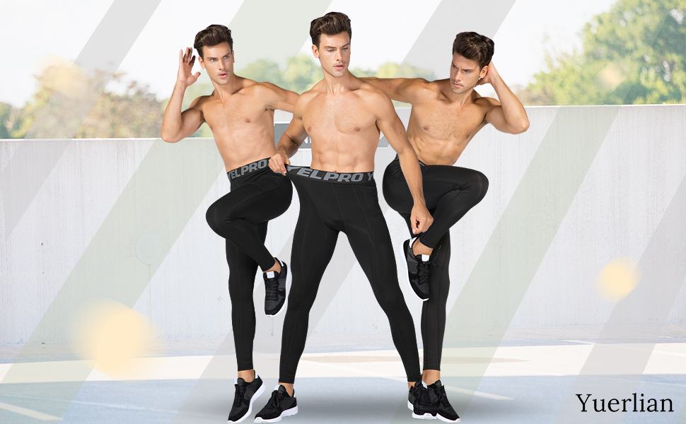 mens running tights with pocket