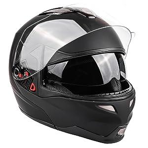 modular flip-up DOT motorcycle helmets