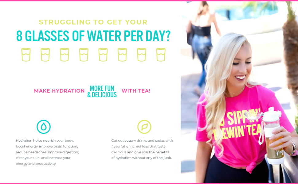 Hydration Banner