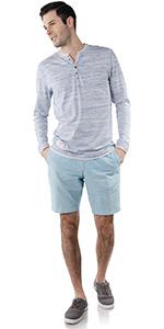 mens raglan long sleeve round bottom moon color block activewear mens signature teen teenagershion