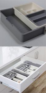 flatware tray