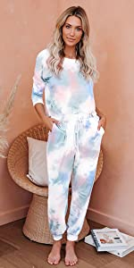 pajama set for women casual