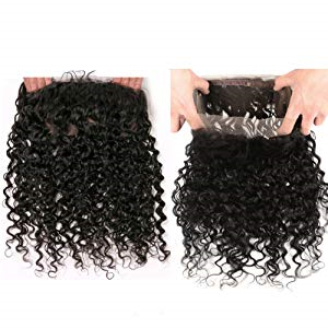 water wave 360 lace closure