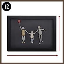 Keep the frame horizontally / vertical