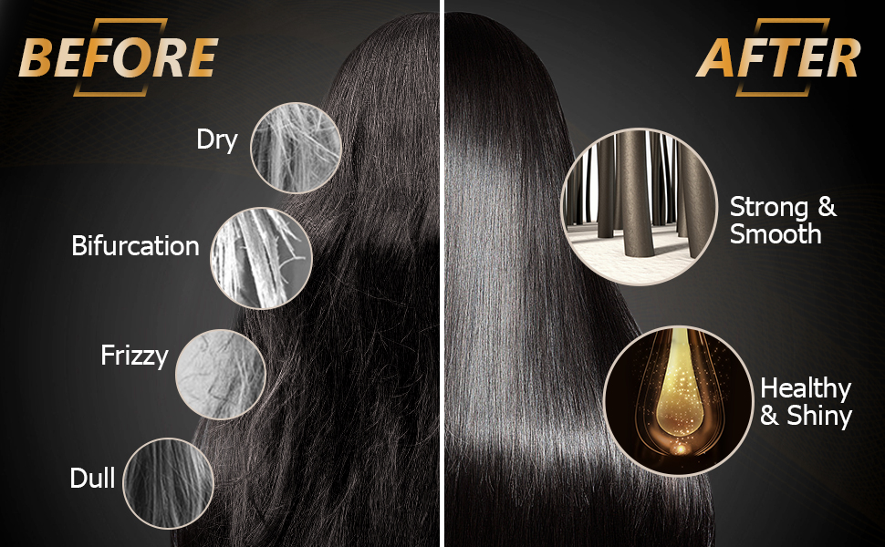 You can use this hair straightener straitening or curling hair