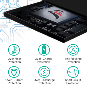 LG G Stylo 2 battery