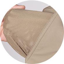 Mesh Lining Pocket