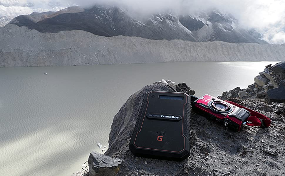 Powertraveller Powerbank Mobile-Charger Powerpack outdoor-gadgets