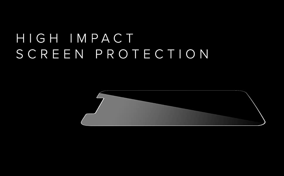 High Impact Screen Protection