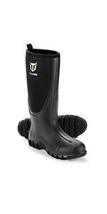 TideWe Rubber Boot Men