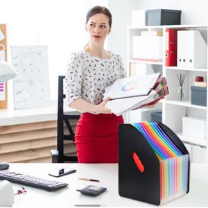 Expanding File Holder standing