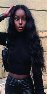Lace front wigs long curly wavy wigs