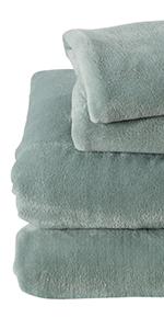 Velvet Plush Sheet Set