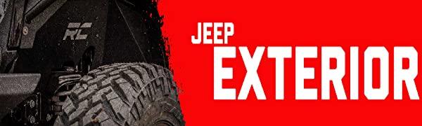 Jeep Gladiator Side Nerf Bar Steps
