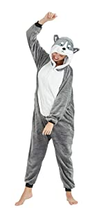 Dog Onesie for Adult