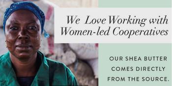 shea radiance women led cooperatives