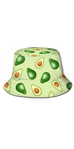 Avocado Bucket Hat