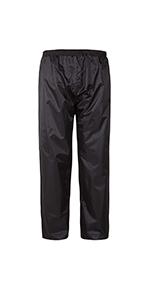 mens rain pants