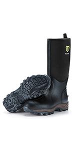 black muck boot