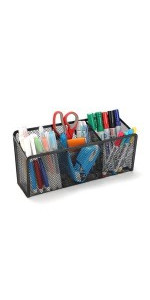 Magnetic Storage Basket Locker Accessories
