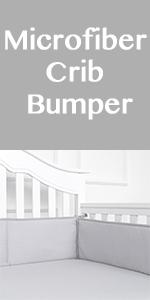 crib bumper pad liners