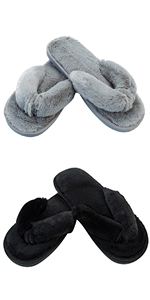 womens bedroom slippers thong flip flop