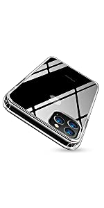 Slim fit clear case