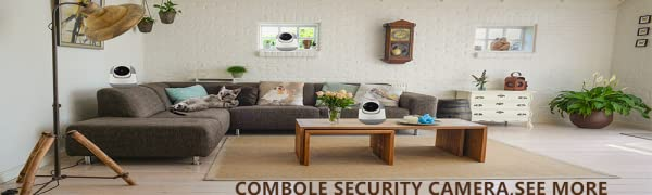 WiFi cameras for home security