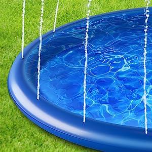 Water Mat Sprinkler