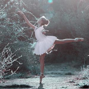 Girls Skirted Leotard, Dance Dress Ballet Dancewear, Short Sleeve Glitter Tutu for Toddler Kid Girl