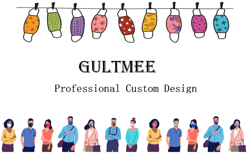 GULTMEE brand professional mouth mask customization expert