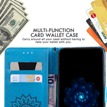 case wallet with card holders