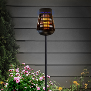 landscape charging insect killer torch