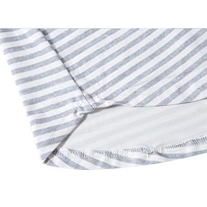 women's half sleeve tops casual tops for women color block tshirt